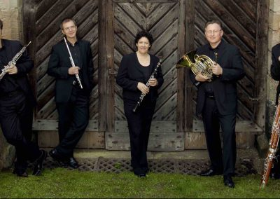 Stuttgart Kammersolisten Team