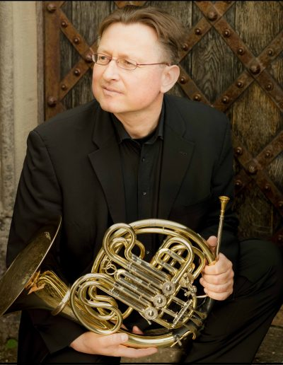 Stuttgarter Kammersolisten Horn Max Oberroither