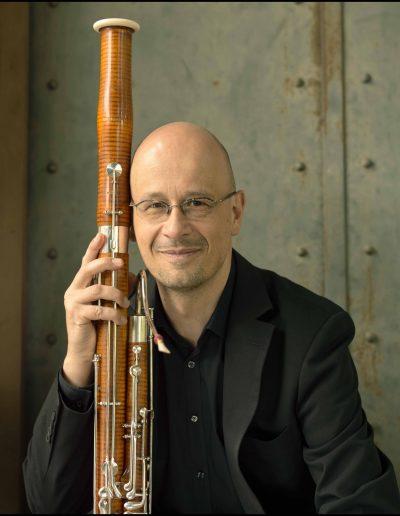 Stuttgarter Kammersolisten Fagott Oliver Hasenzahl