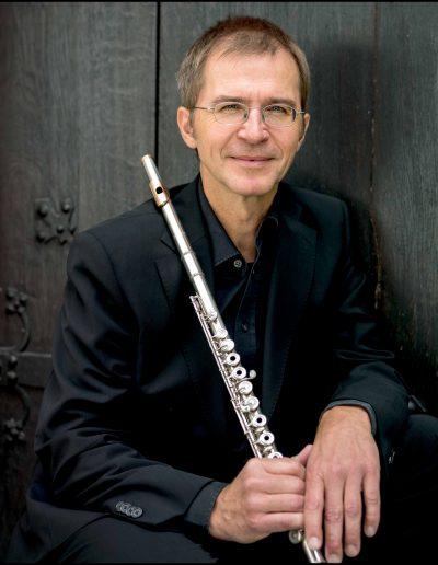 Stuttgarter Kammersolisten Flöte Hans-Peter Fink